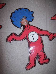 Tons of Dr.Suess Activities and more!!  love it!