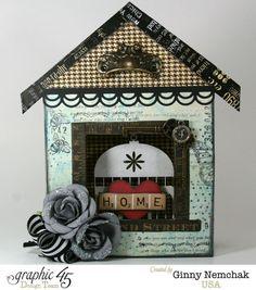 Home Sweet Home Mixed Media Box 1