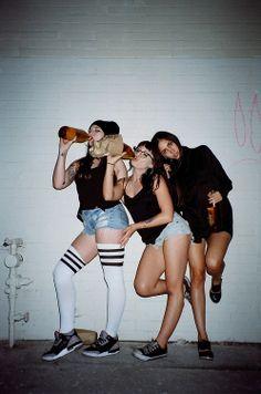 http://weheartit.com/entry/80174913/via/hat2daback #beer#drink#girl#indie#party#dark vintage