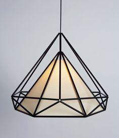 paul loebach, pendant lamps, roll, pendants, diamonds, christmas decorations, himm larg, pendant lights, larg pendant