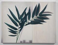 """""""Plastic Plant"""" by Jonathan Gardner (at WESTERN EXHIBITIONS Plant Life curated by Geoffrey Todd Smith)"""