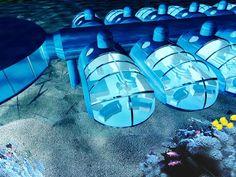 Submarine Hotel, Poseidon Undersea Resort, Fiji... amazing!