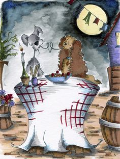 Lady and the Tramp by Jenna Sinclair