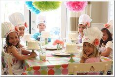 bake shop party