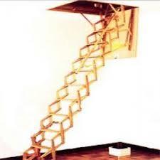 ODEM - Escadas de Sótão