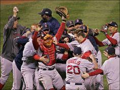 Red Sox Celebrate 2007 World Series Championship!
