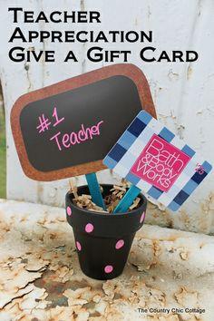 partygift idea, craft, gift ideas, teacher appreciation gifts, teacher gift
