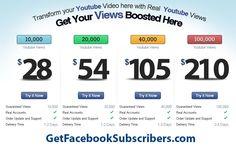Get Youtube Views  http://www.TheSocialMediaStore.com