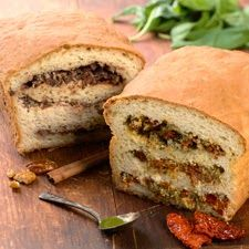 Gluten-Free filled Breads Sweet and Savory | My Husband loved this loaf! Made the savory recipe a few weeks ago.