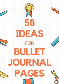58 Ideas for Bullet