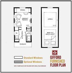 Tiny House Floor Plans On Pinterest Floor Plans