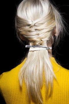 cool braid #hair #style #fashion