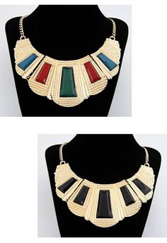 [DancingLala] [PO Imported Accessories] http://facebook.com/dancinglalapage Chunky Beads Statement Necklace for $7