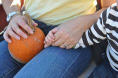 holding little hands on the Johny Popper apple bin ride to the pumkin patch 2008