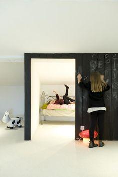 fun built-in sleeping nook