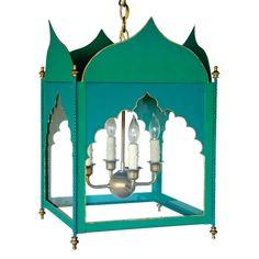 Coleen and Company Lighting - Raj Lantern.