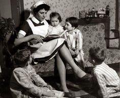 kraamhulp jaren 50
