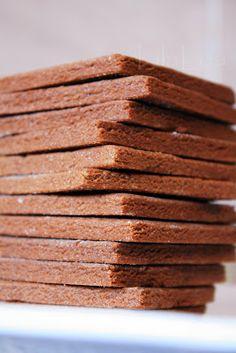 Daddy Cool!: Τετραγωνα σοκολατενια μπισκοτα