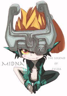 Midna - The Legend of Zelda: Twilight Princess