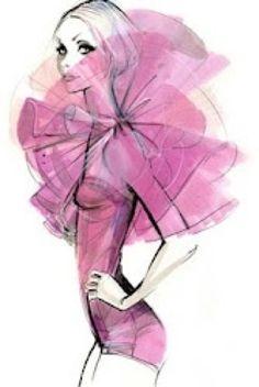 Grant Cowan -fashion illustration