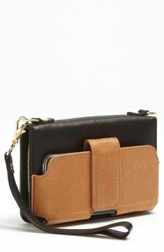 Case-Mate® 'Universal Kayla' Crossbody Phone Wallet   crossbody wallet with detachable chain strap and leather wristlet