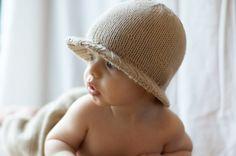 Make your own Tot Topper-Safari Sun Hat Pattern