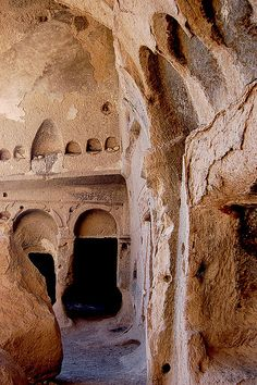 Selime Monastery I Cappadocia, Turkey