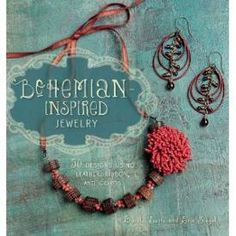 I just entered the @FaveCrafts @InterweaveNews Bohemian Inspired Jewelry Book #Giveaway!