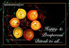 On this auspicious festival of lights, May the glow of joy, Prosperity and happiness Illuminate you life and and your home. Wishing you a Happy Diwali