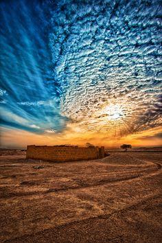 Land & Sky by SuLTaN AbdullaH, via 500px saudi arabia