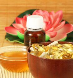 Vitamin E for skin tightening