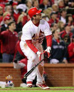David Freese Game Winning Walk-Off Home Run Game 6 of the 2011 MLB World Series Action