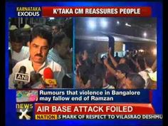 5000 North-East people leave Bangalore - NewsX - http://indiamegatravel.com/5000-north-east-people-leave-bangalore-newsx/