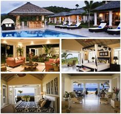 How about spending Christmas in #Jamaica. Harmony Hill seven-bedroom private #villa