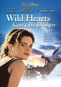Wild Hearts Can't Be Broken--Anne and I watched this all the time.