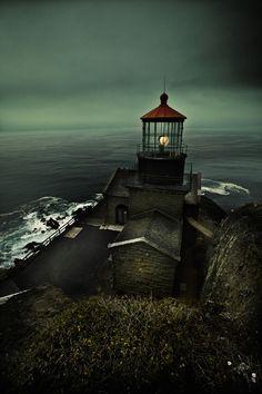Point Sur Lighthouse by Jason Moskowitz