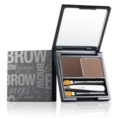 Best eyebrow makeup EVER! Just got this and I love it!!! Better then the bare minerals but I still love both