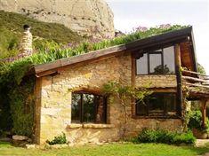 Casas rusticas on pinterest rustic houses casa de campo - Casas para fincas rusticas ...
