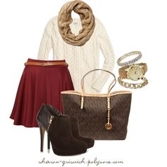 """""""Classic Cashmere"""" by sharon-grisnich on Polyvore"""