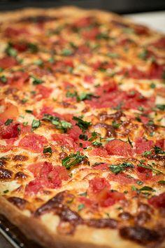 Grandma Pizza (from America's Test Kitchen)