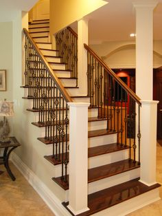 Spaces Stairs Design, Pictures, Remodel, Decor and Ideas - page 10
