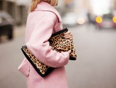 {fashion inspiration: the pink coat}