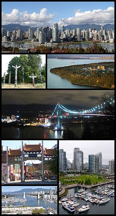 This city was positively beautiful - Vancouver, BC
