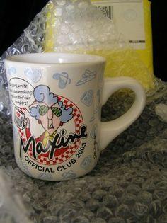 Hallmark Maxine 2003 official club mug,NIB.