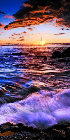 CJ Kale Sunset And Rise