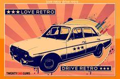 ///KarzNshit///: Love Retro Drive Retro
