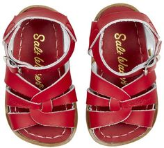 my favorite sandals for new walkers from Salt-Water The Original Sandal
