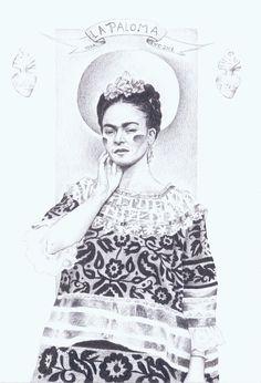La Paloma by Lady Orlando