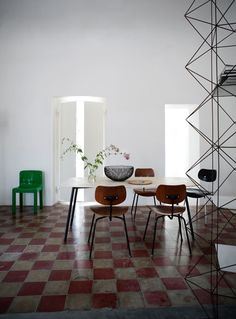 floor chairs walls home decor interior tumblr style