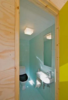 Bathroom in Norway